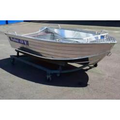 Алюминиевая лодка Wyatboat-430