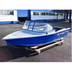 Алюминиевая лодка Wyatboat-390 Pro