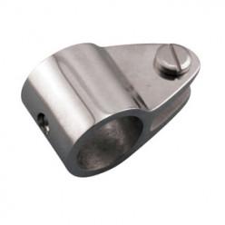Скользящий кронштейн  D25мм (нерж.) 710044