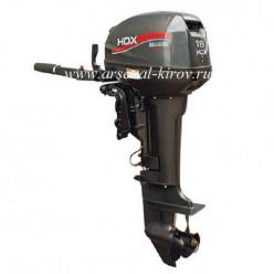 Лодочный мотор HDX Titanium Т18 BMS 2-тактный