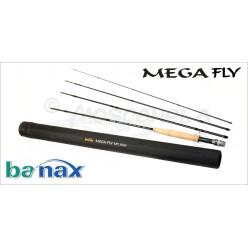 Нахлыстовое удилище BANAX Mega Fly 274 5класс MFL9052
