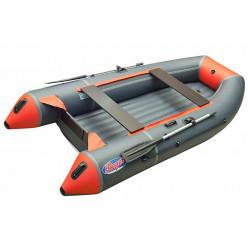 Лодка Roger TROFEY 3300 НДНД серый/красный
