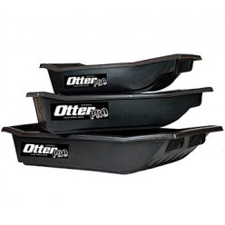 Сани Otter ll Large sled black