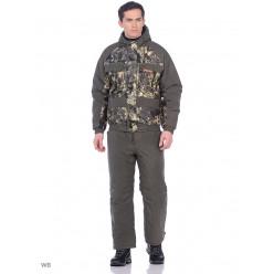 Куртка флис Байкал XL/56-58 терракотовый