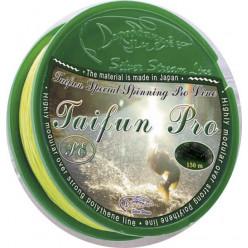 Плетеный шнур SILVER STREAM TAIFUN PRO TPD-777 0.14мм 150м