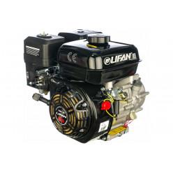 Двигатель LIFAN 6,5 л.с. 168F-2R(4,8кВт, вал диаметром 20 мм) с автоматическим сцеплением и понижающ