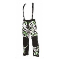 Брюки снегоходные Фризон L 5241-074 зеленые