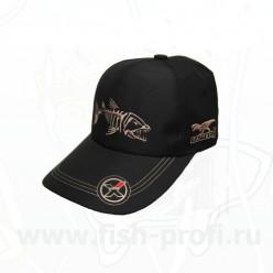 Бейсболка Maximus Raptor черная