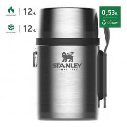 Термос для еды STANLEY Adventure 0,53L 10-01287-032 стальной