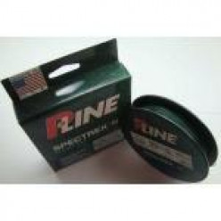 Плетеный шнур P-Line Spectrex IV 136м. 0.13мм тем-зеленый