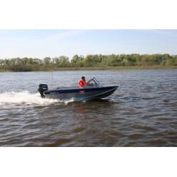 Алюминиевая моторная лодка РУСБОТ‑45