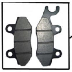 Передние тормозные колодки PAN2194 Panter RC200GY C2