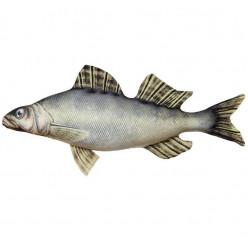 Подушка-игрушка рыба судак