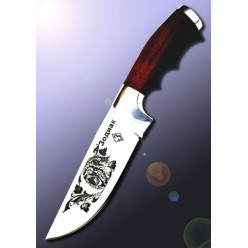Нож  Зодиак  (Кизляр)