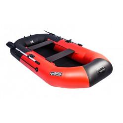 Лодка Таймень NX 270 комби красный/чёрный