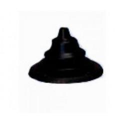 Манжета для одного троса черного цвета GR1603B 630031
