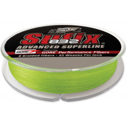Плетеный шнур Sufix 832 Braid Neon Lime 0.15мм 135м