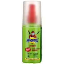 Спрей от комаров Mosquitall Супер Актив защита 100мл