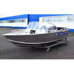 Лодка Wyatboat-430 DCM