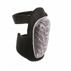 Наколенники чёрный/серебро DF-012