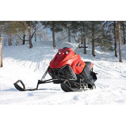 Снегоход Итлан-Каюр К-2 двигатель КАЮР 420
