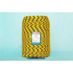 Шнур ШПП 11.0мм 24-прядный с сердеч.1кг цветной