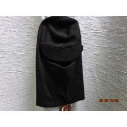 Шапка-маска охотника черная