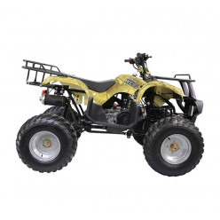 Квадроцикл WELS ATV Thunder 150 жёлтый/кмф