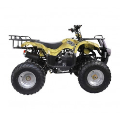 Квадроцикл WELS ATV Thunder 200 жёлтый/кмф