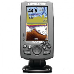 Эхолот Lowrance Hook-4 Mid/High/DS