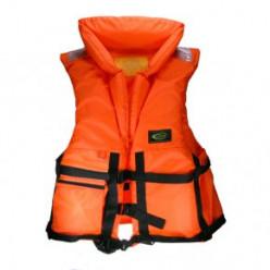 Жилет спасательный VOSTOK ПР оранжевый оксфорд 52-56