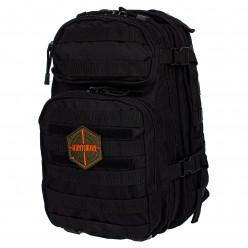 Рюкзак тактический RU 070 цв.Черный тк.Оксфорд 30л