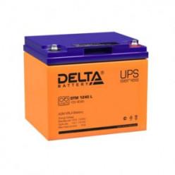 Аккумулятор Delta DTM1240 L