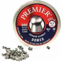 Пули пневматические Premier Crosman Domed 4.5мм 500шт