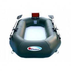 Лодка Stingray 230 IB  зеленая