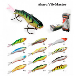 Раттлин Akara Vib-Master 85мм 19гр A7