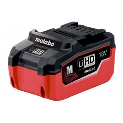 Аккумуляторная батарея Metabo PowerMaxx LiHD 18V 5.5Ah 625342000