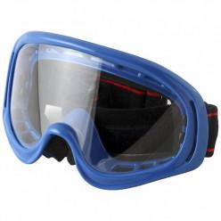 Очки кроссовые MICHIRU G990  синие