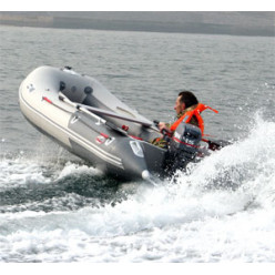 Лодка Badger Fishing Line 270 AirDeck