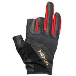 Перчатки NEXUS GL-123 М (цвет:красный) M