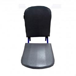 Кресло с поворотным механизмом