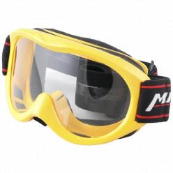 Очки кроссовые MICHIRU G980  желтые