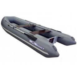 Лодка надувная моторная РИБ WinBoat 375R