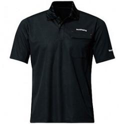 Футболка Shimano Polo Shirt SH-094N р.2XL черный