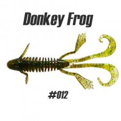 Силиконовая приманка Donkey Frog 3.8 012 Squid