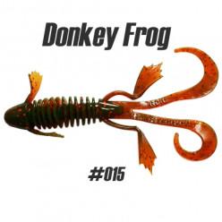 Силиконовая приманка Donkey Frog 3.8 015 Squid