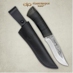 Нож Клычок-3 95*18 кожа