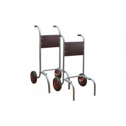 Тележка под мотор разборная для транспортировки и хранения мотора до 100 кг