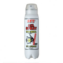 Смазка SFT Oil Spray Silicone