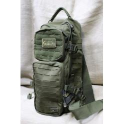 Рюкзак черный, хаки, зелен туман GONGTEX